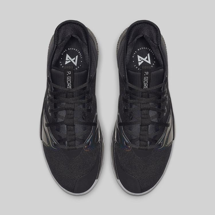 Nike PG 3 Black/Black AO2607-003 Pair