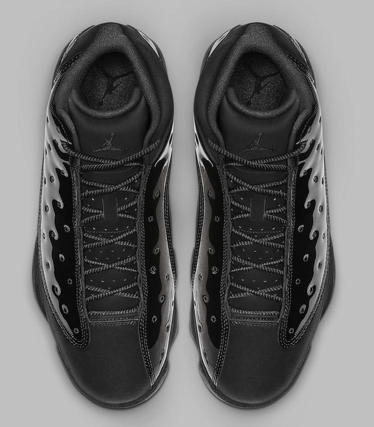Air Jordan 13 Retro 'Cap and Gown' 414571-012 Top