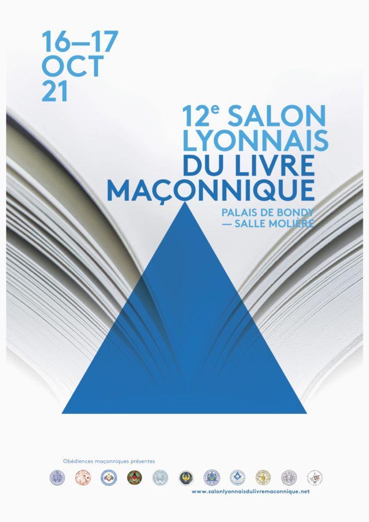 12ème Salon Lyonnais du Livre Maçonnique