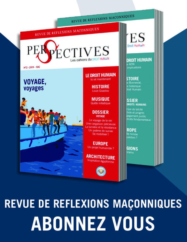 Abonnement Revue Perspectives