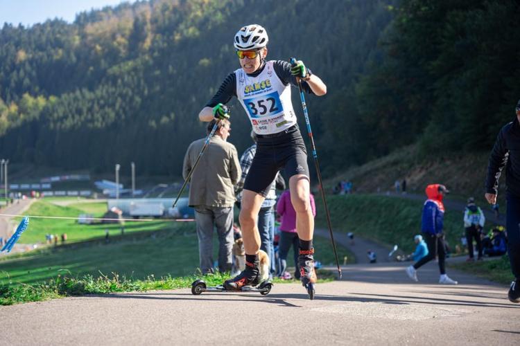 Loris Chevalier, ski-roues, rollerski, Challenge Vincent Vittoz, Challenge National Vincent Vittoz, Nordic Mag, nordicmag