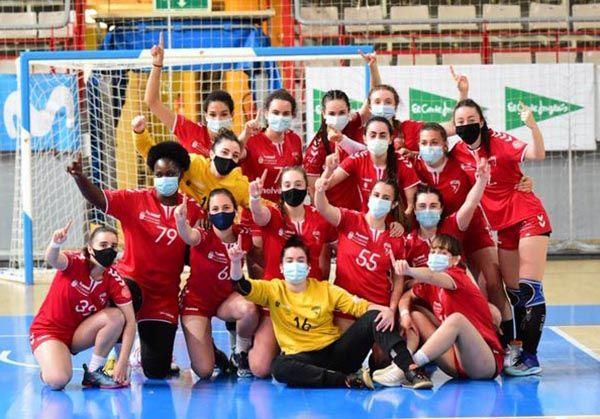 Balonmano Alcobendas Femenino 2021