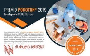Premio Poroton 2019