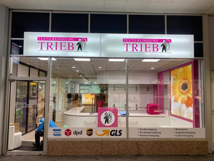 Textilreinigung Trieb neuer Laden