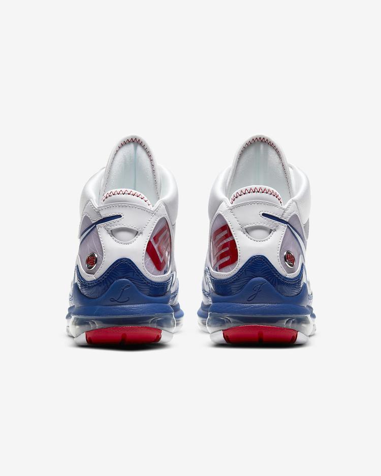 Chaussure LeBron 7 « Baseball Blue » pour Homme