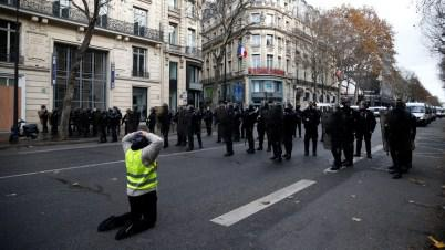 Yellow Vest Protesters1
