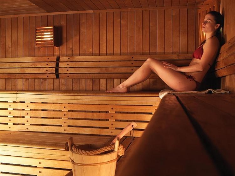 Balnéades Sauna
