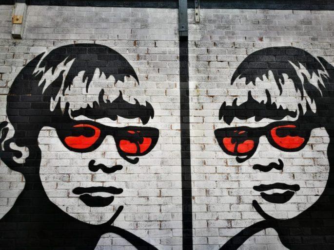 Birmingham Digbeth Graffiti Art 30