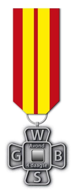 SGWB medaille