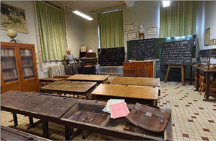 Musée nivernais de l'Education - Jessie58lc (cc) - My Loire Valley