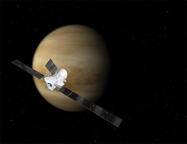 Missionswissenschaftler: Kaum Chancen für erste Messungen von Biomarkern während Venus-Vorbeiflug