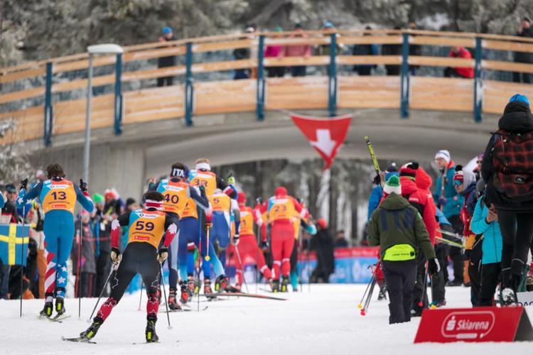 ski de fond, Oberwiesenthal