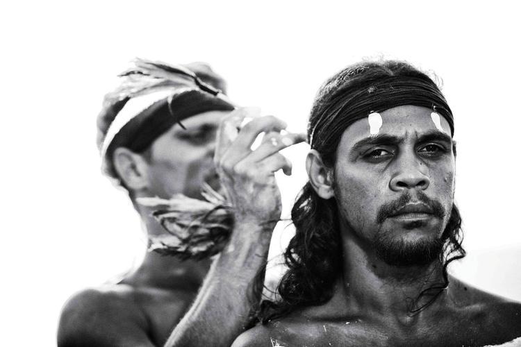 Photo extraite du documenta ire australien Footprints