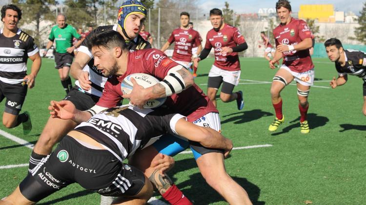 Patín, Rugby y Balonmano Alcobendas siguen aspirando a todo en sus ligas