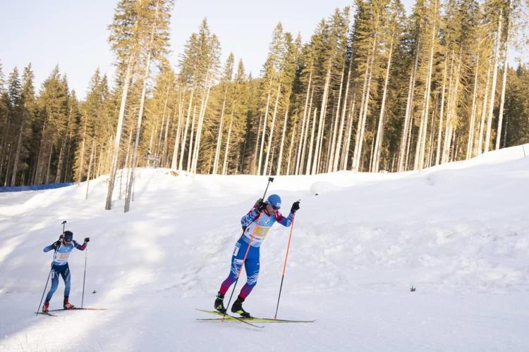 Alexander Loginov, Pokljuka, biathlon, Nordic Mag, nordicmag
