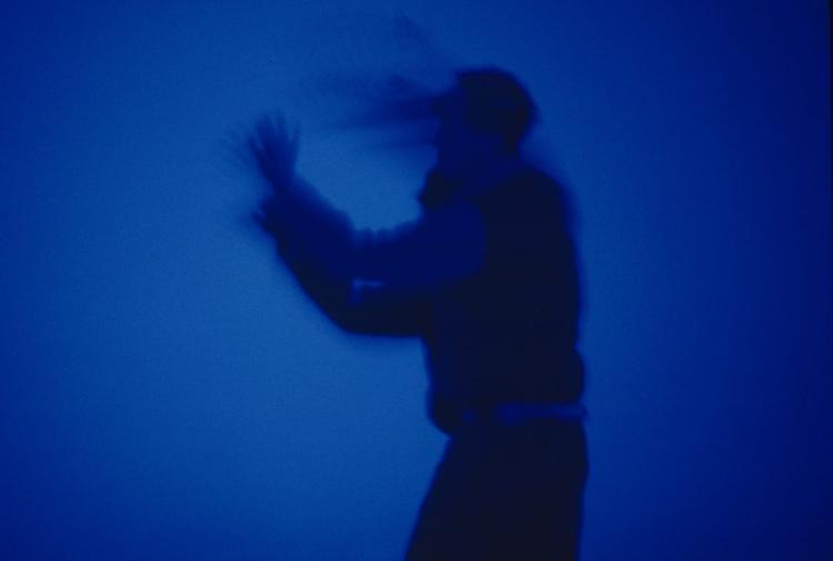 Blue, de Derek Jarman