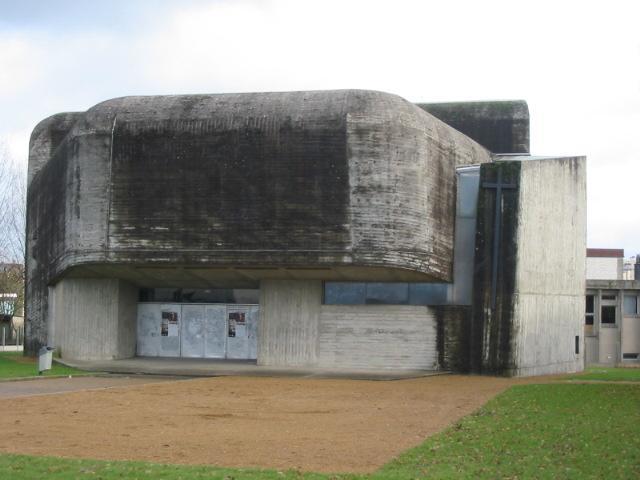 Eglise du Banlay Nevers