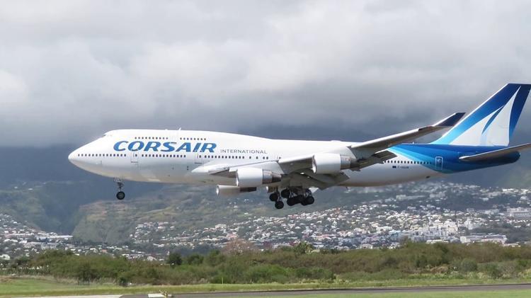 Avec l'arrivée des A330 Néo, Corsair tournera la page des 747 ©Capture Youtube