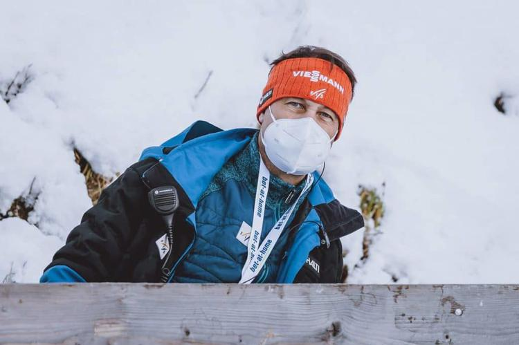 Sandro Pertile, saut à ski, Garmisch, Nordic Mag, nordicmag